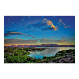 Mesquite Bay North Posters