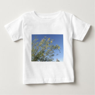 Mesquite Branches Against Sky Baby T-Shirt