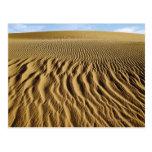 Mesquite Dunes, Death Valley National Park, Post Cards