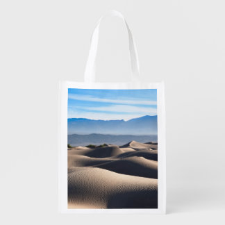 Mesquite Flat Sand Dunes Grocery Bags