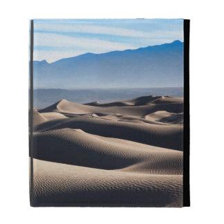 Mesquite Flat Sand Dunes iPad Cases