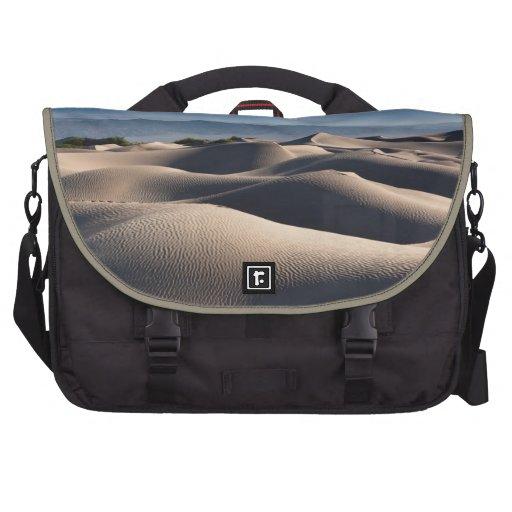 Mesquite Flat Sand Dunes Laptop Bags