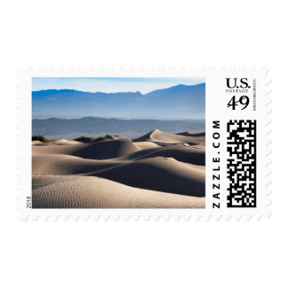 Mesquite Flat Sand Dunes Postage Stamp
