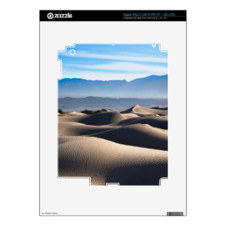 Mesquite Flat Sand Dunes Skin For iPad 3