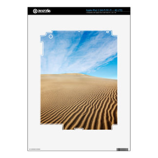 Mesquite Flats Sand Dunes Decal For iPad 3