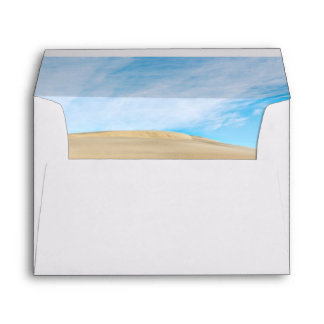 Mesquite Flats Sand Dunes Envelope