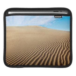 Mesquite Flats Sand Dunes iPad Sleeves