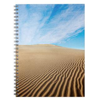 Mesquite Flats Sand Dunes Note Book