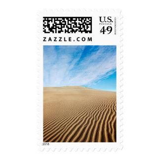 Mesquite Flats Sand Dunes Stamp