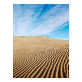 Mesquite Flats Sand Dunes Postcard