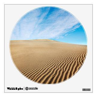 Mesquite Flats Sand Dunes Wall Decal