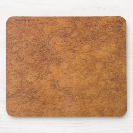 Mesquite Mouse Pad Wood