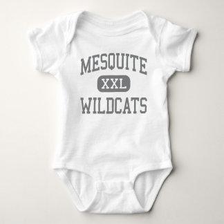 Mesquite - Wildcats - High - Gilbert Arizona Baby Bodysuit