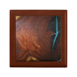 MESQUITE WITH TURQUOISE INLAY IMAGE GIFT BOX<br><div class='desc'>This unique masculine mesquite with turquoise inlay image gift box is perfect for the person who appreciates the beauty of wood.  Perfect for keeping rings,  earring  or that special memento.</div>