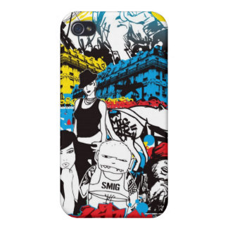 Mess around iPhone 4/4S cover