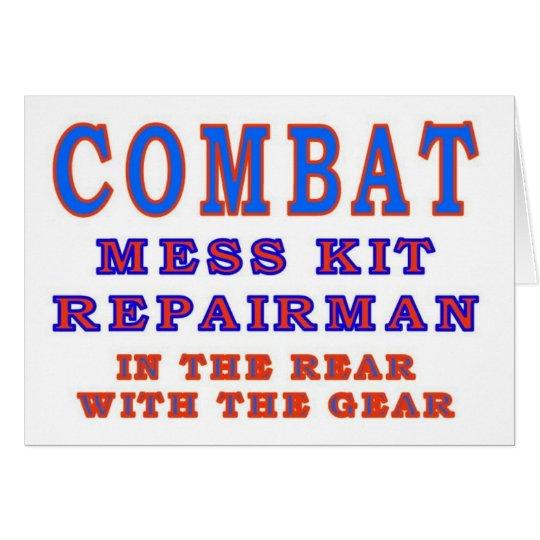 MESS KIT REAIRMAN CARD