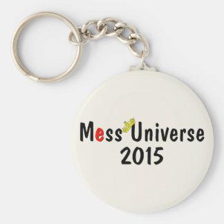 Mess Universe 2015 Keychain