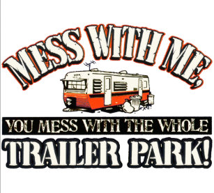 Trailer Park Gifts on Zazzle