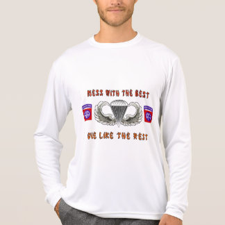 MESS WITH THE BEST TEE SHIRTS