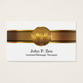 Message Business Cards