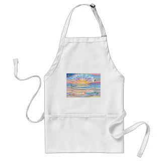 Message in a Bottle Adult Apron