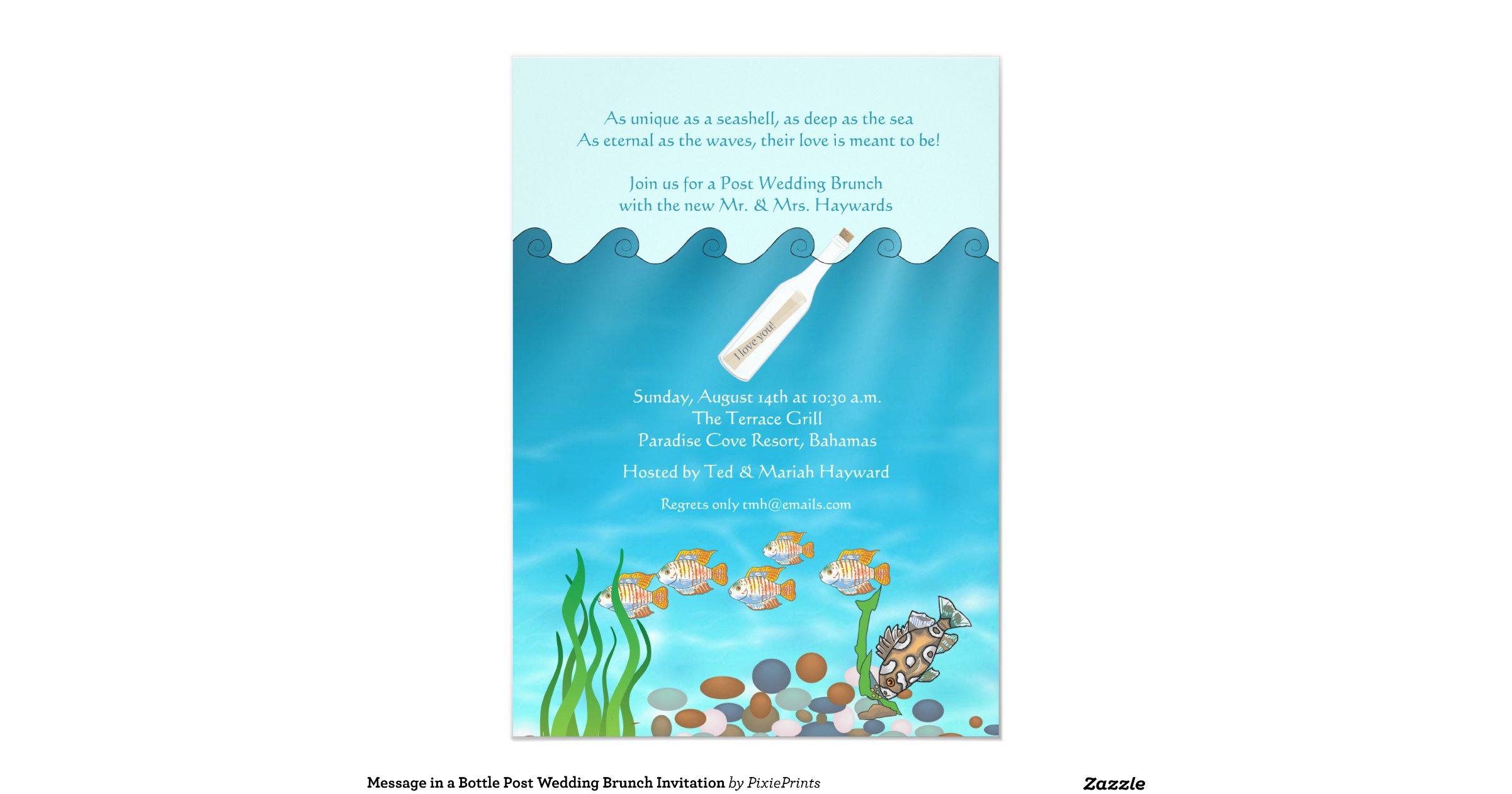 Message In A Bottle Post Wedding Brunch Invitation Rf8629ef8201c406b97965c7f2ead1b32 Zkrqs 1200