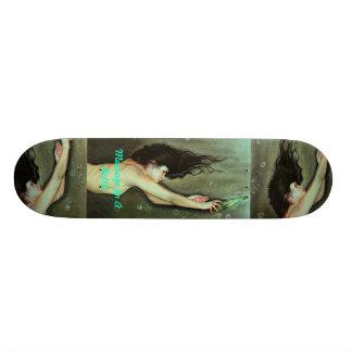 Message in a Bottle Skateboard