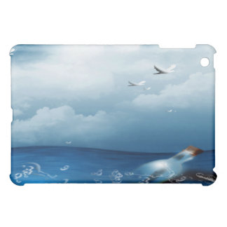 Message in a Bottle Speck Case iPad Mini Cover