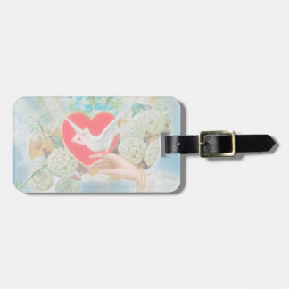 Message of Love Bag Tag