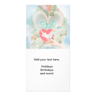 Message of Love Card