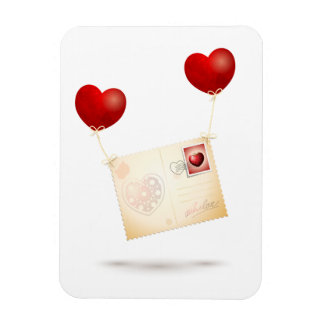 Message of Love Magnet