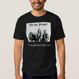 Messed up USA T-shirt