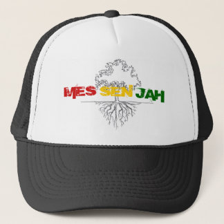 MESSEN JAH HELMET TRUCKER HAT
