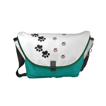 Aztec Themed Messenger Bag