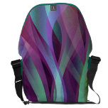 Messenger Bag Abstract Background