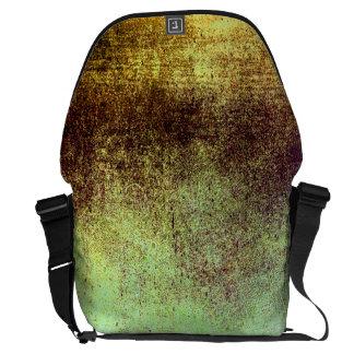 Messenger Bag Abstract New Grunge Vintage Retro