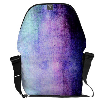 Messenger Bag Abstract New Grunge Vintage Retro