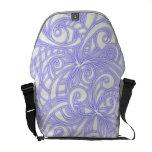 Messenger Bag Art Nouveau inspiration