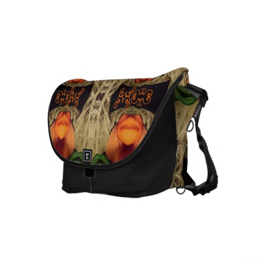 Messenger Bag ``Bag of Roses´´