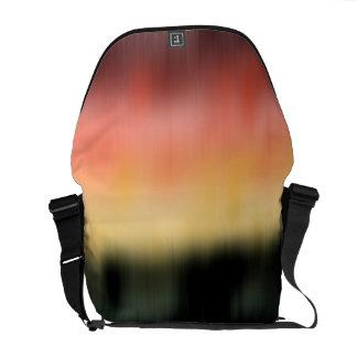 Messenger Bag, Digital Tie Dye Courier Bag