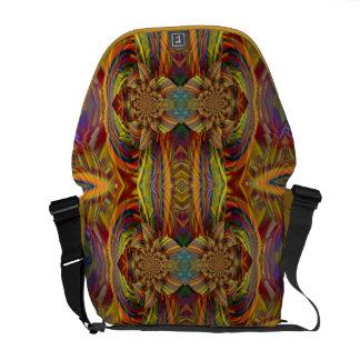 Messenger Bag ``Egypt Flower´´