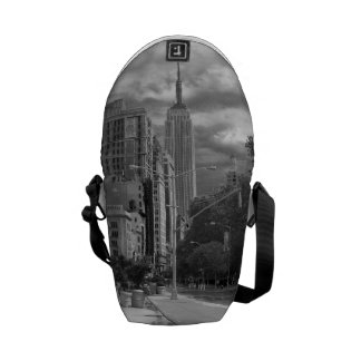 Messenger Bag - Empire State Building NYC