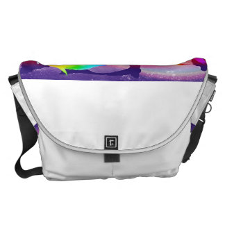 Messenger Bag external Impression Unicorn