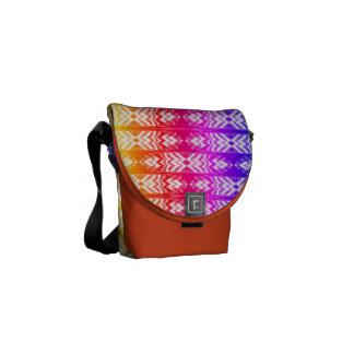 Messenger Bag (Feathers)