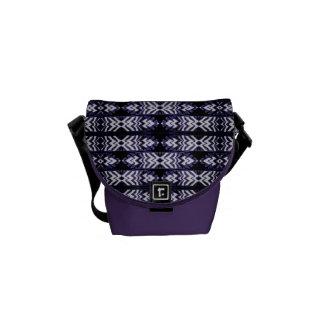 Messenger Bag (Feathers-d)