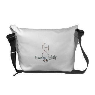 Messenger bag for the nomad.