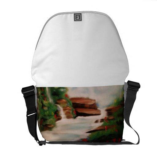 Messenger Bag(Hidden Place)