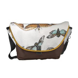 Messenger Bag in living color