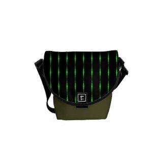 Messenger Bag (Live Stripe)