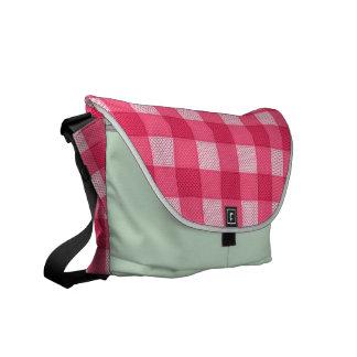 Messenger Bag Pattern picnic tablecloth